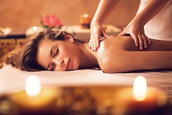 Лечебный общий медицинский массаж